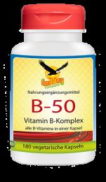 Vitamin B-50 Komplex Get Up
