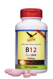 Vitamin B12 KauBar Pastillen Get Up